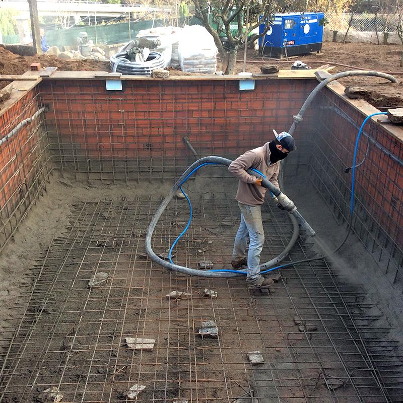 Piscinas de obra u hormig n ancla piscinas for Construccion de piscinas de hormigon precios