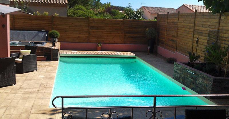 Piscinas liner o l mina pvc ancla piscinas for Precio de liner para piscinas