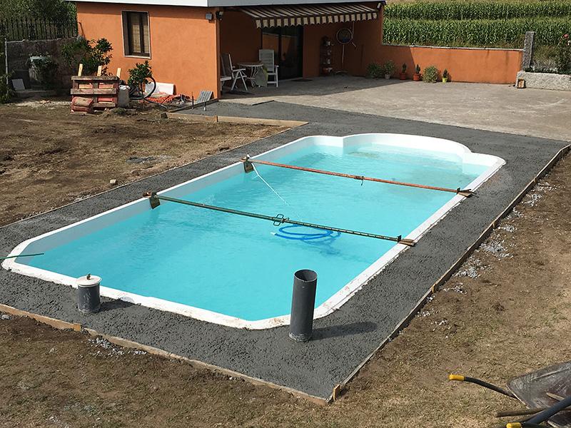 Piscinas de poli ster ancla piscinas for Piscinas de poliester precios
