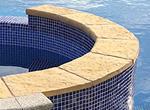 Rehabilitación de piscinas obra con gresite